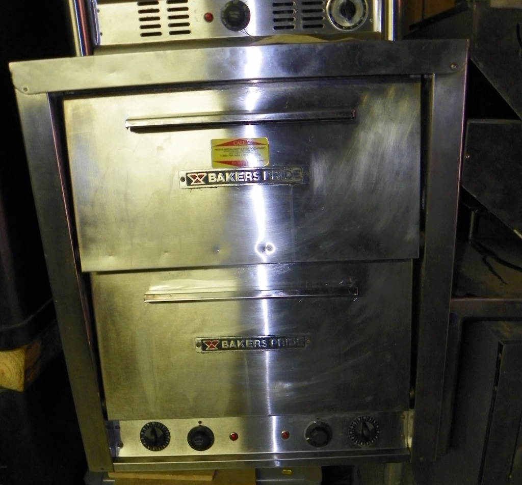 Used Baker's Pride Used Bakers' Pride Pizza Oven - P46