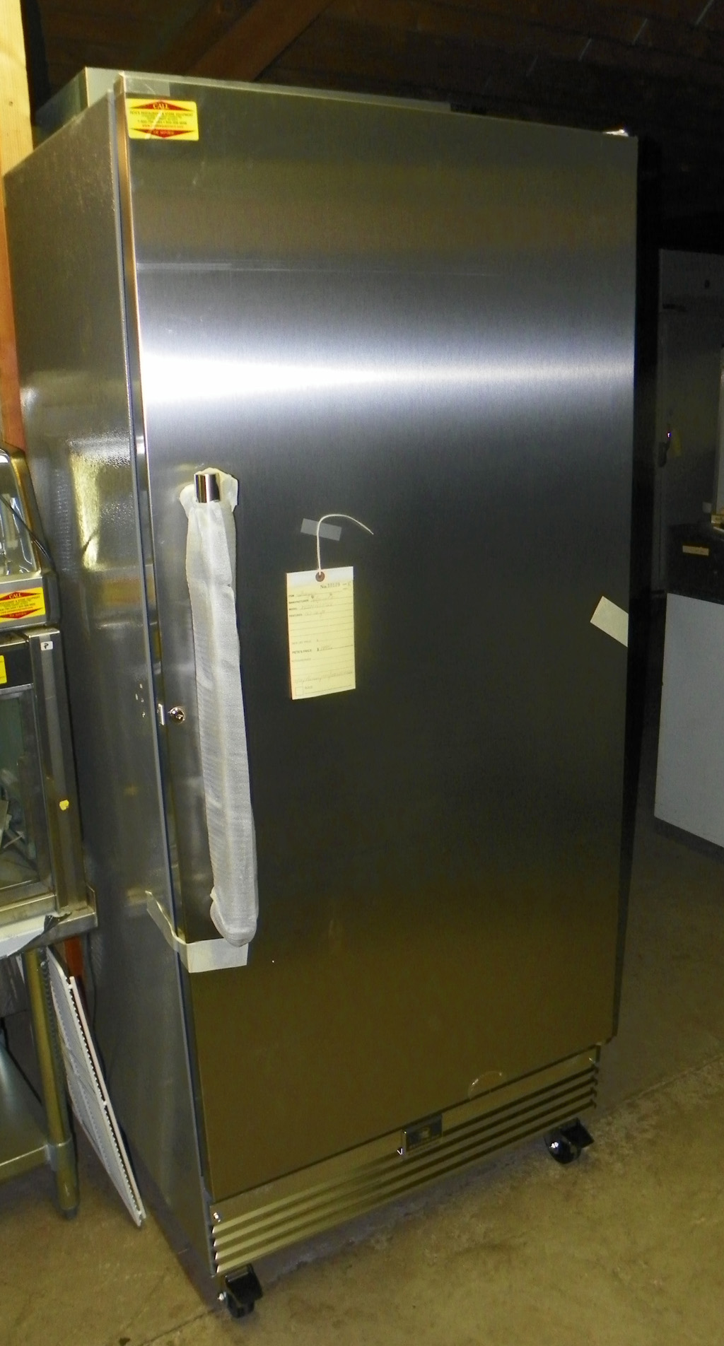 New Kelvinator 1 Door Reach In Freezer - KCBM180FQY