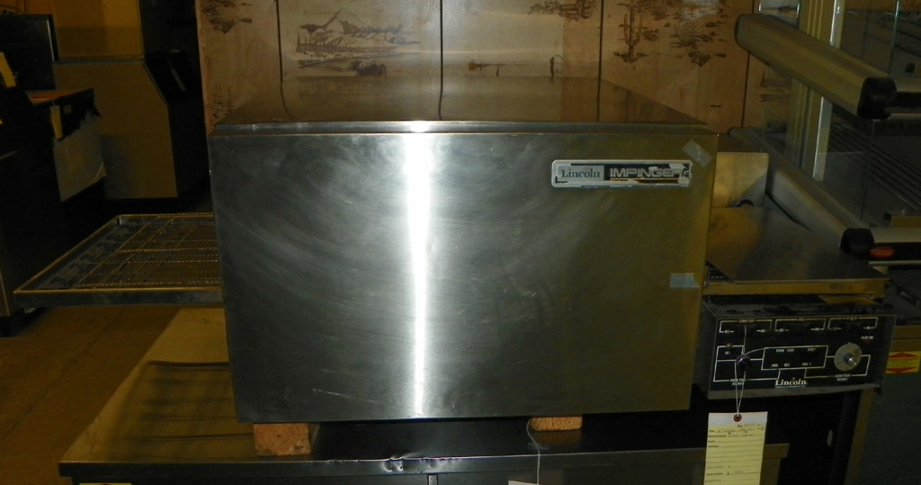Used Lincoln Used Lincoln Impinger Conveyor Oven - 117-000-u