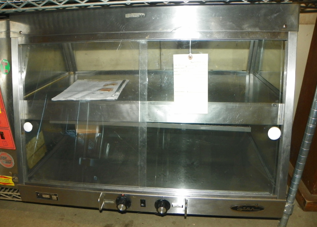 Used Star Used Star Hot Food Merchandiser - HFM-2