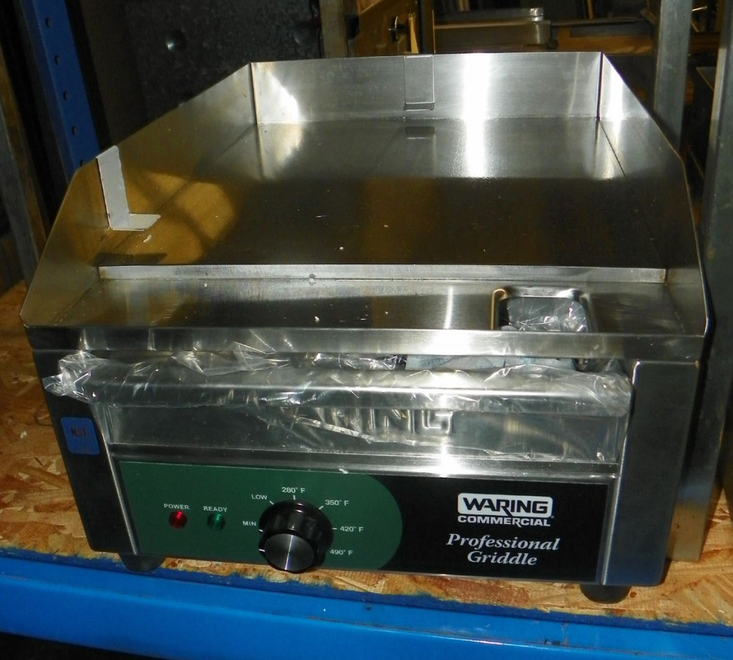 "New Waring New 14"" Electric Griddle - WGR140"