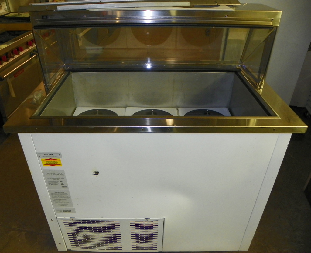 "Used Nelson 48"" Dipping Cabinet - BP6DIP RIT"