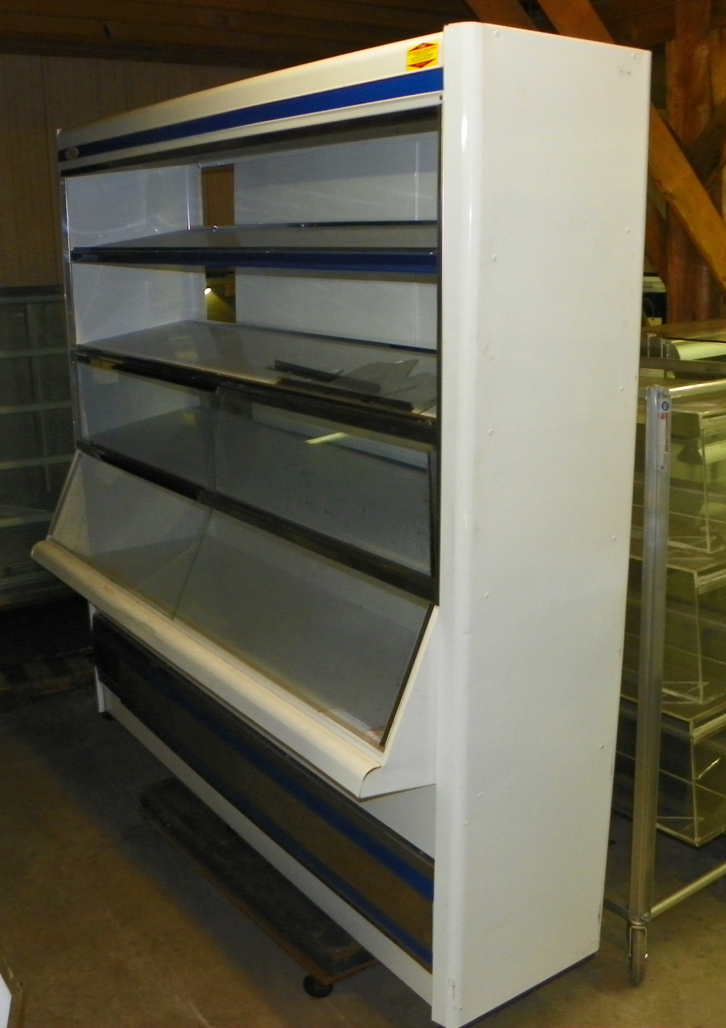 Used Dry 77 Quot Bakery Case Pete S Restaurant Equipment