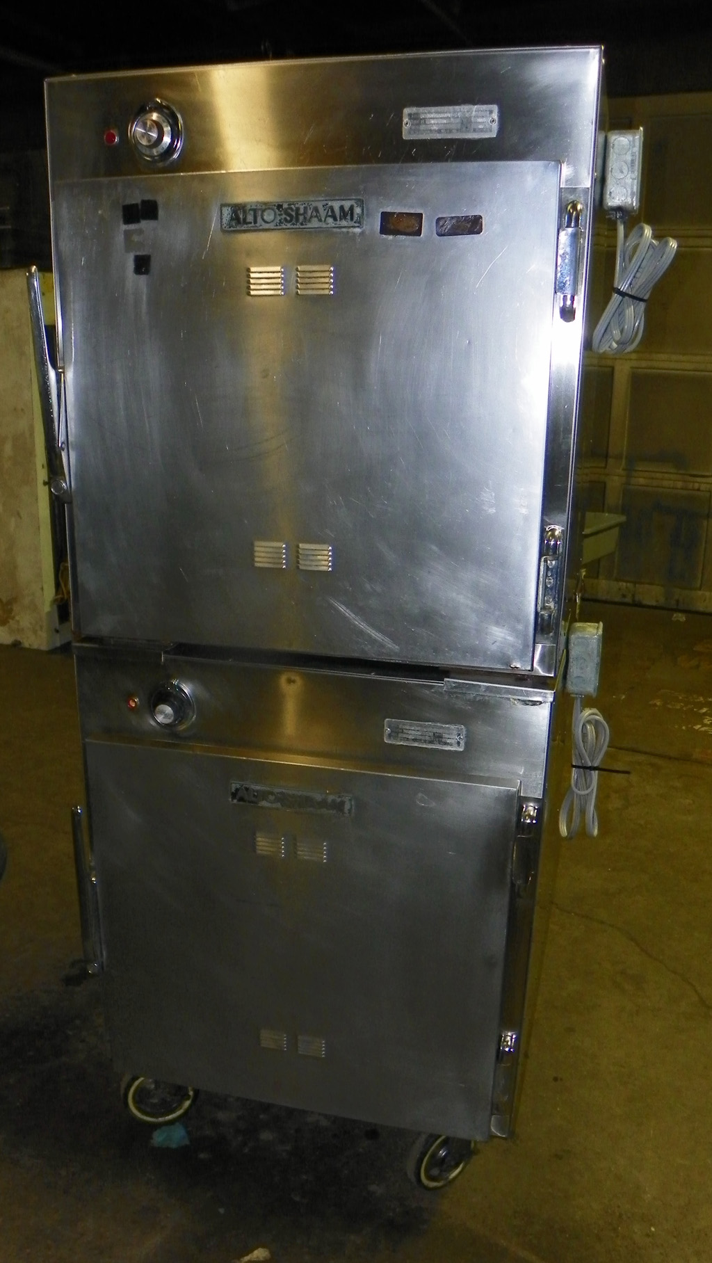 Used Alto-Shaam Used Full sized Pass Through Hot Holding Box - 750 S HP/PT