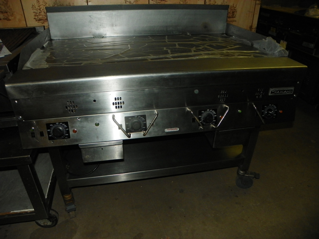 "Used Garland Used Garland 48"" Griddle - CG48R"