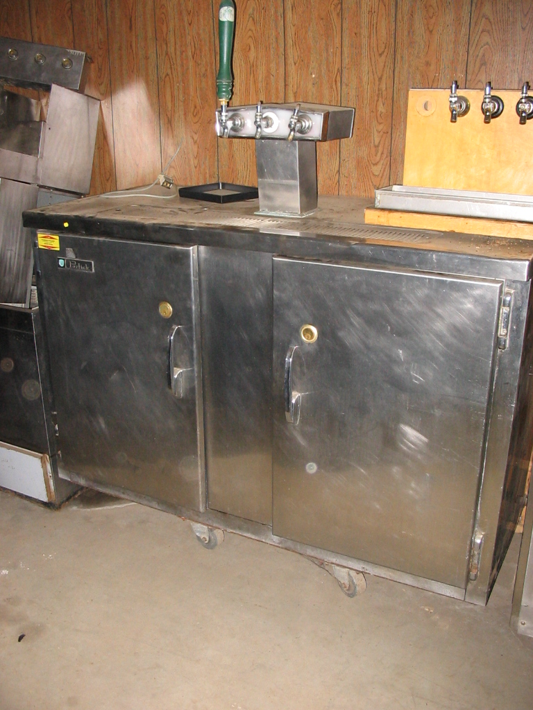 "Used Perlick Used 60"" Draft Cooler -"