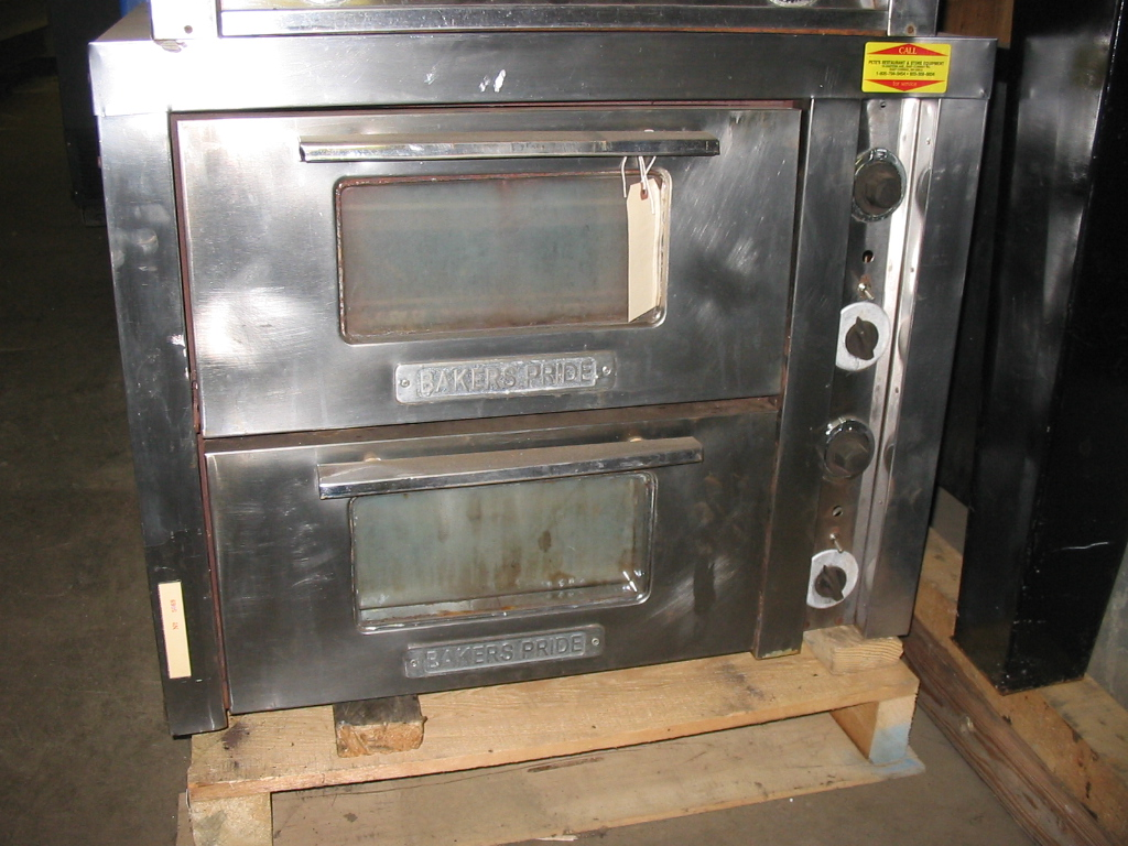 Used Baker's Pride Used Bakers' Pride Pizza Oven -