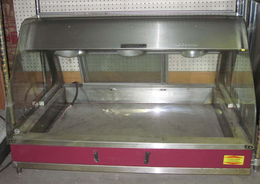 Used Alto-Shaam Used Countertop Warmer -