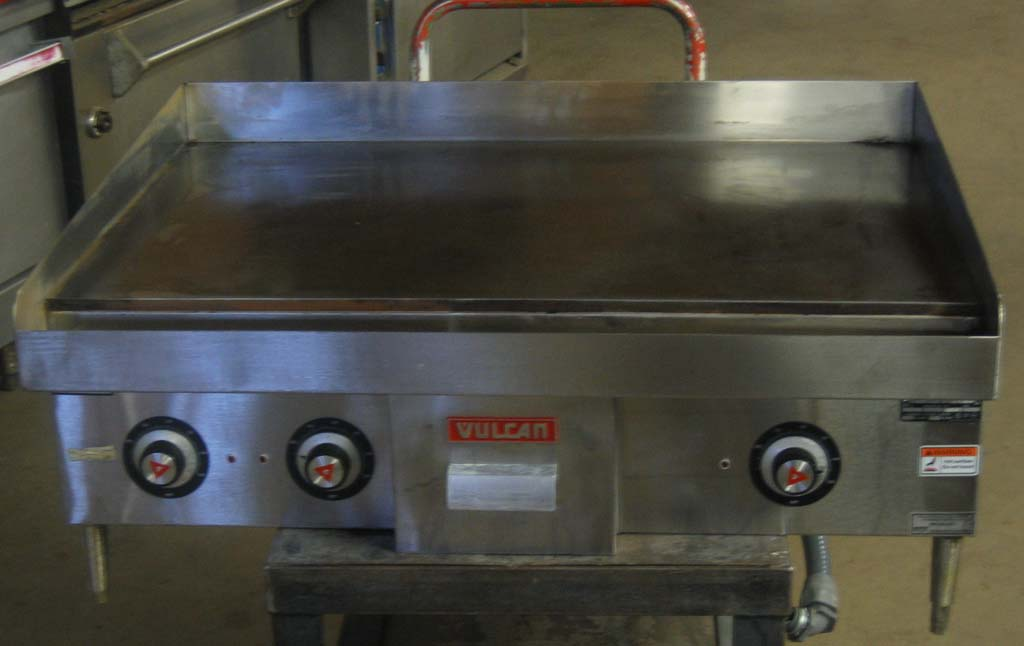 "Used Vulcan Used Vulcan 36"" Electric Griddle - HEG36"