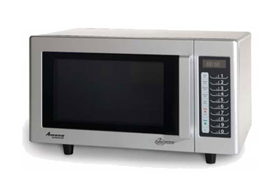 New Amana 1000 W. Digital Microwave - RMS 10DT