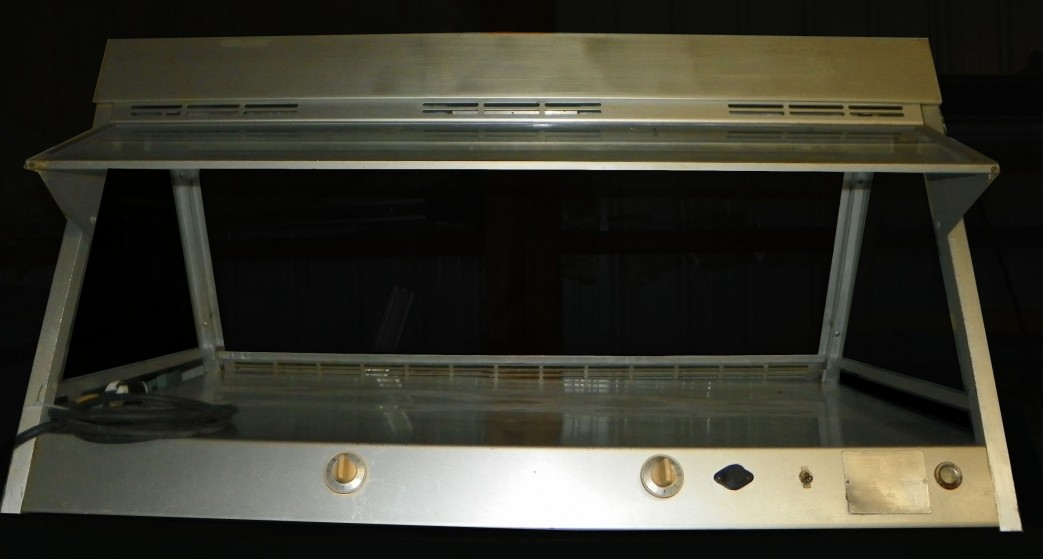 Used Henny Penny Used Countertop Warmer -