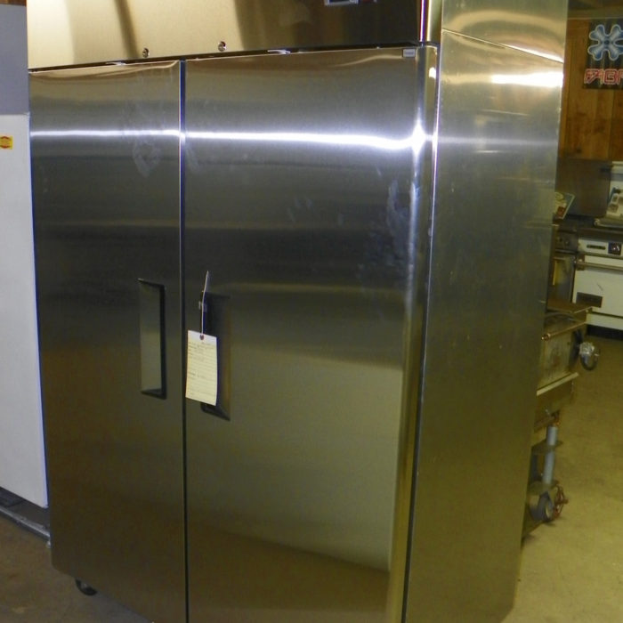 New Atosa 2 Door Reach In Freezer - MBF8002