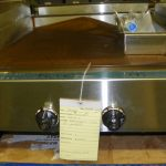 """New Connerton New Connerton 24""""  Thermostatically Controlled Griddle - CG-24-T-1"""