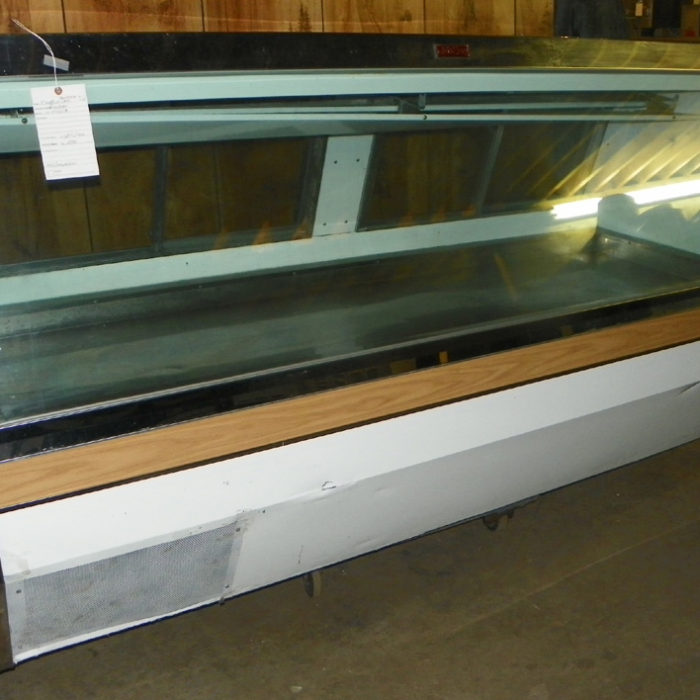Used McCray 8' Deli / Fish Case - SC CFS 35 8