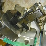 Used Bizerba Used manual Slicer - SE-8