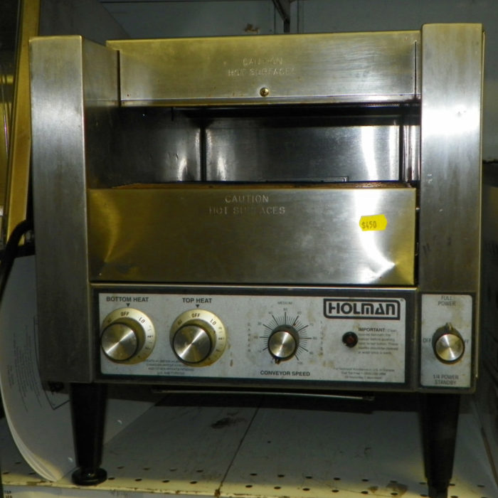 Used Holman Used Conveyor Toaster - T710