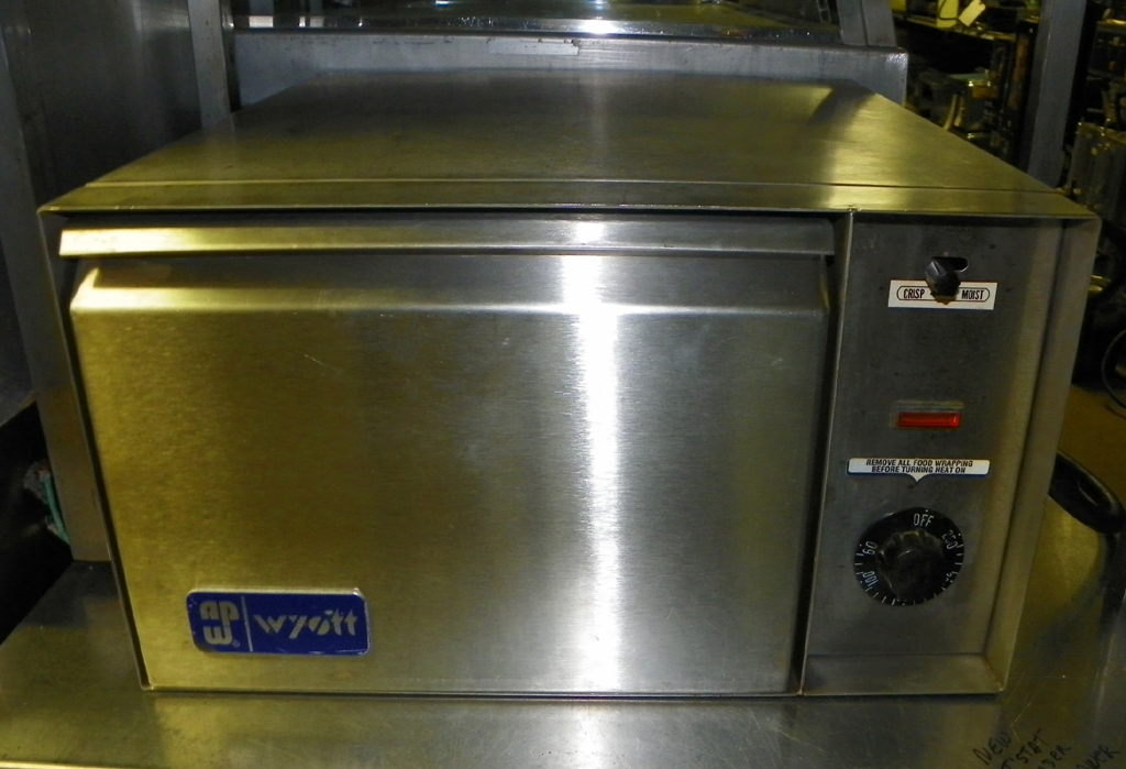 Used APW Wyott Small Footprint Warming Drawer - BW-20