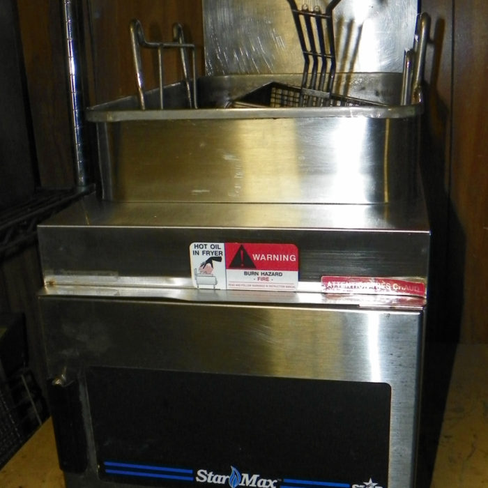 Used Star Used Star Countertop Fryer - 615FD