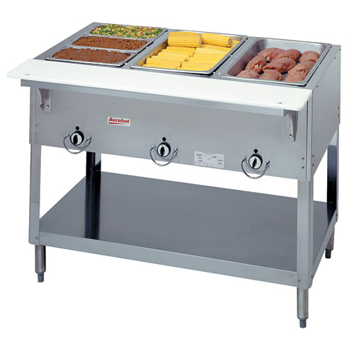New Duke New Duke BOH Steam Table - E-303