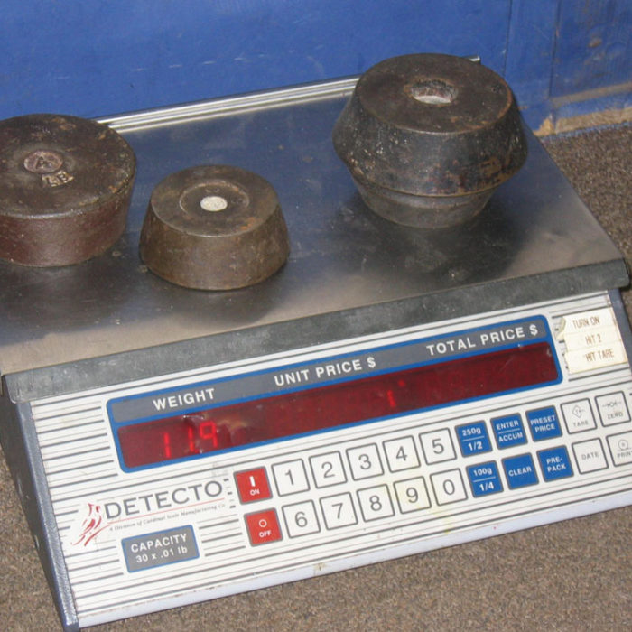 Used Detecto Used 30 # Scale - PS-30