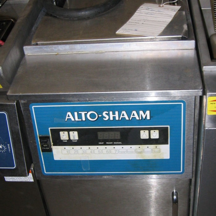 Used Alto-Shaam Used Electric Floor Model fryer - FAE55FS