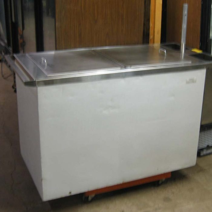 Used Crosley Ice Cream Vendor Cart - WCC SF