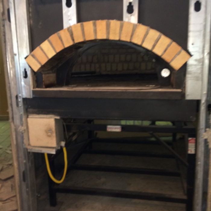 Used Bravo Used Bravo Wood Fired Brick Oven - BRV-180