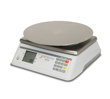 New Detecto New 30 # Rotating Platter Scale - RP30R
