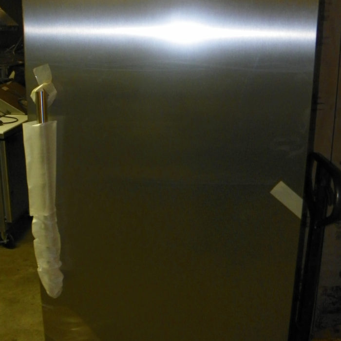New Kelvinator 1 Door reach In Cooler - KCBM180RQY