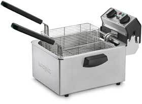 New Waring Waring Countertop Fryer - WDF75RC