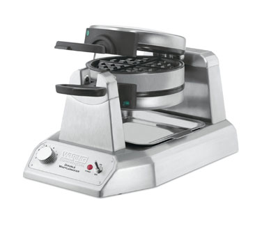 New Waring New Double Waffle Baker - WW-200